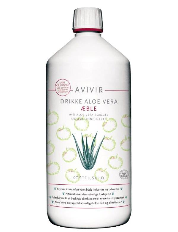 AVIVIR_ALOE_VERA_DrikkeApple_1000ml